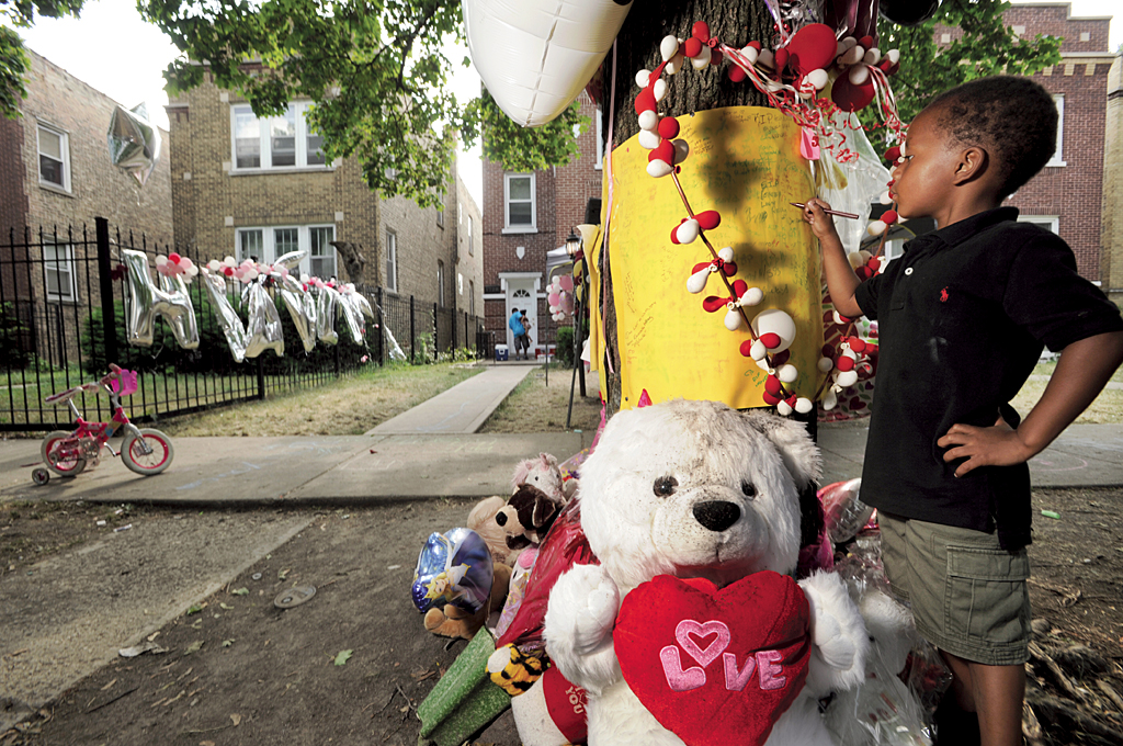 Letter From The Editor: Chicago Gang Violence