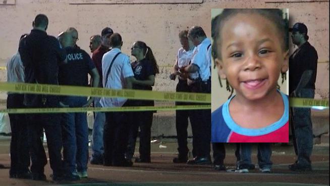 3 Year Old Deonta Howard Shot in Chicago neighborhood
