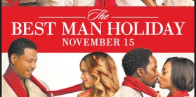 The Best Man Holiday Promotional Poster