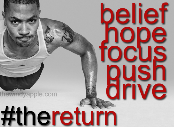 Derrick Rose Returns