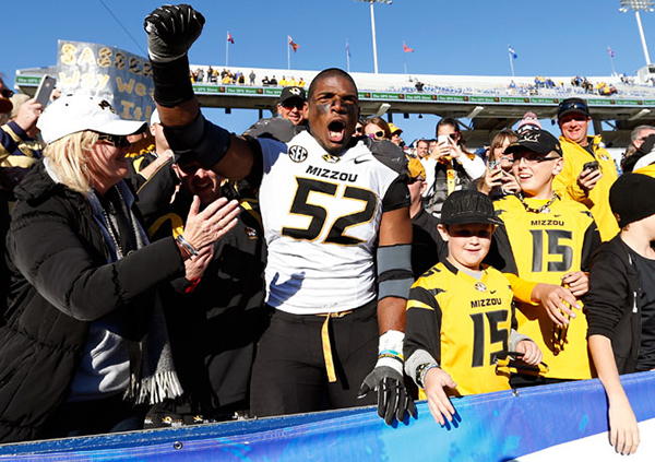 The Michael Sam Story - at University of Missouri