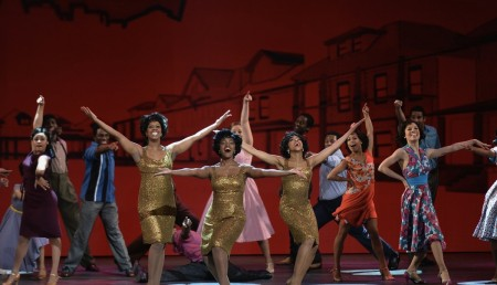 The Supremes - Motown The Musical