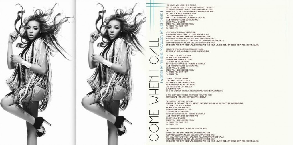 Tinashe-lyrics