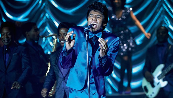 "James Brown Biopic ""Get On Up"""